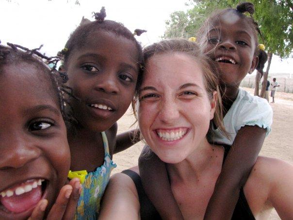 Sarah_in_Haiti