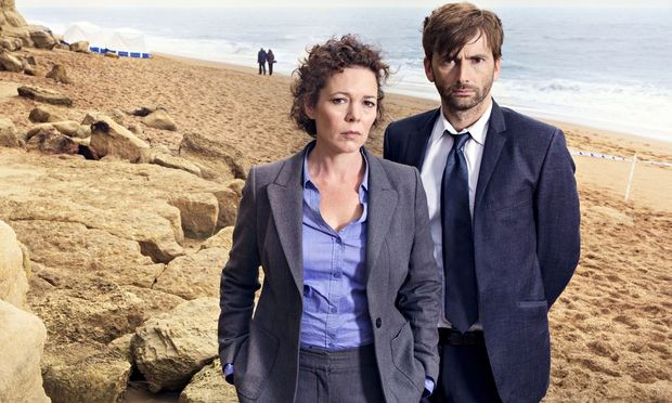 Broadchurch murder on back burner