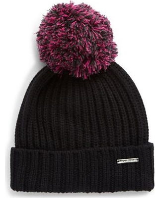 michael-michael-kors-knit-pom-pom-hat-womens-black